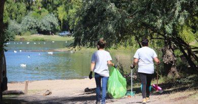 A limpiar el mundo, ahora… Fernández Oro